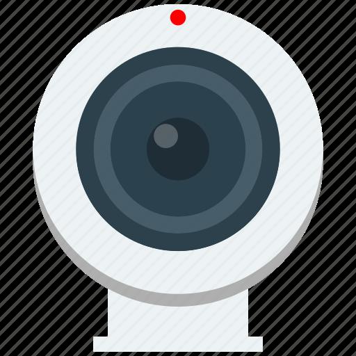 cam, camera, webcam icon icon
