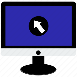 computer, display, imac, mac, monitor, screen icon icon