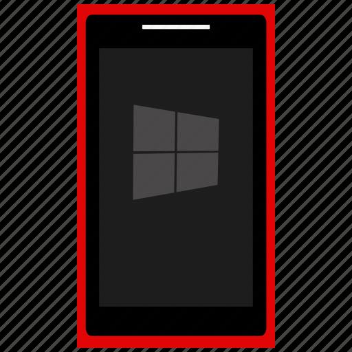 mobile, nokia, phone, smartphone icon icon