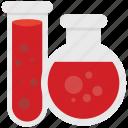laboratory, physics, tubes, lab