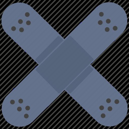 medicine, patch, plaster icon icon