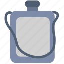 alcohol, decanter, drink, watter, wine icon icon