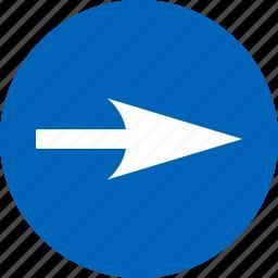arrow, axial, axis, direction, indicator, move, pointer icon