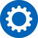 gear, system tools, support, work, factory, desktop settings, control center icon