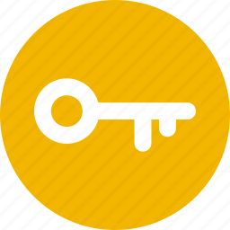 access key, login, open, password, secret, security, unlock icon