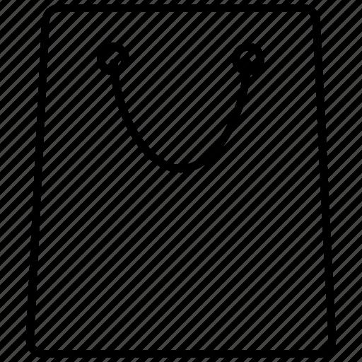 bag, marketing, online, shopping icon icon