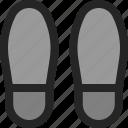 shoe, footwear, man, loafer, footprint, step