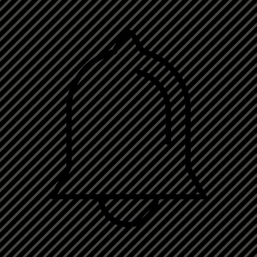 alarm, bell, clock, notification icon