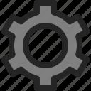 gear, cogwheel, engineering, setting, option, system