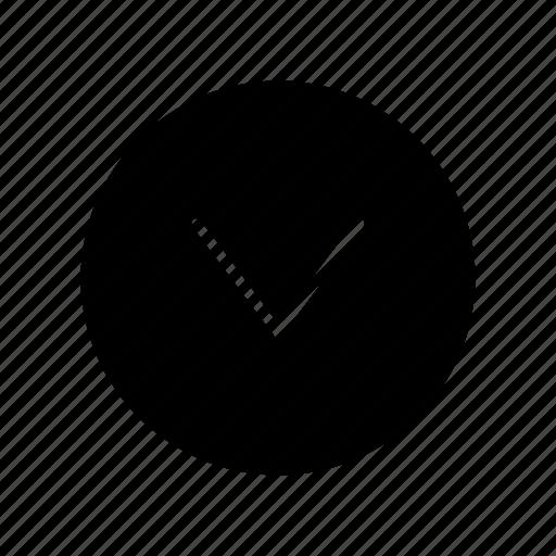 Down, download, arrow icon