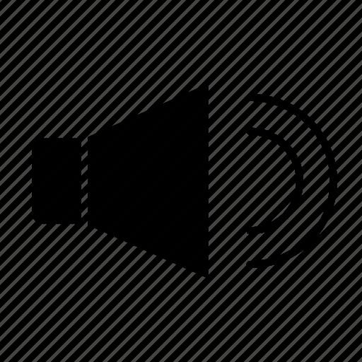 Volume, audio, loud, speaker icon - Download on Iconfinder