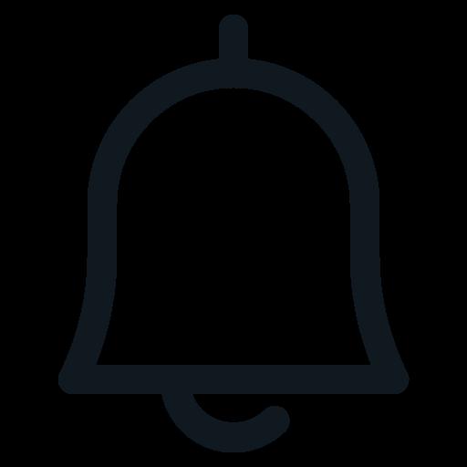 bell, notification, notify, reminder, ring icon