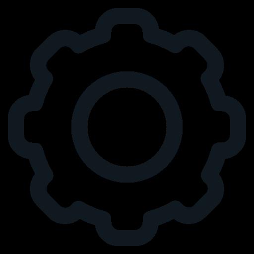 configuration, configure, gear, set, setting icon