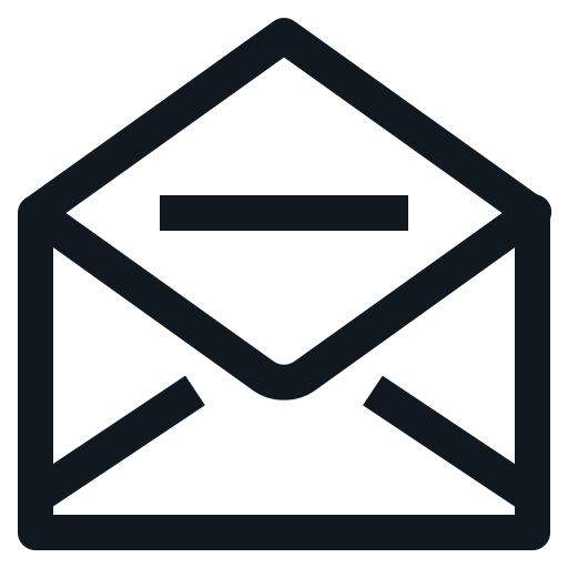 email, envelope, mail, message, open icon