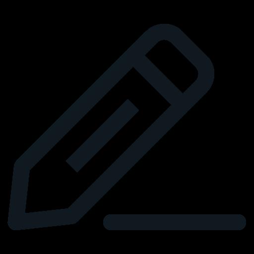 Edit, pencil, pen, write, writing icon - Free download