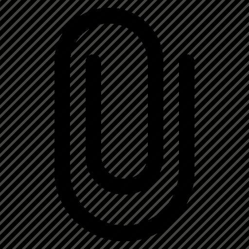 attacment, clip, paper, save, ui icon