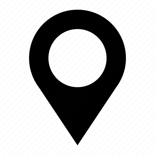 location, map, pin, ui icon