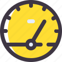 dashboard, gauge, monitoring, performance icon
