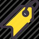 discount, shop, tag icon