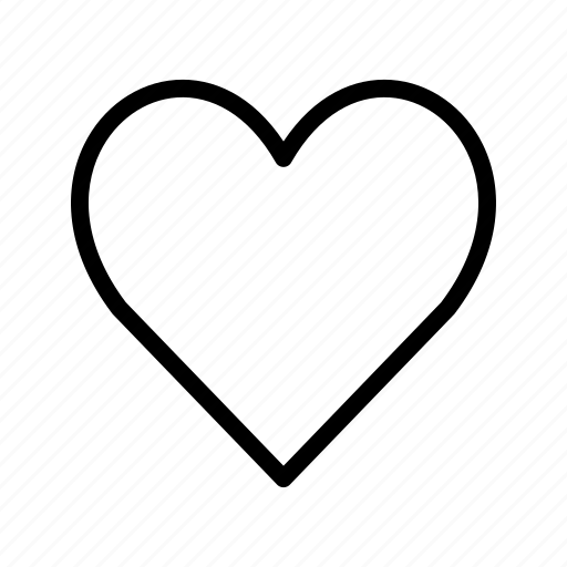 Favorite, heart, like icon - Download on Iconfinder