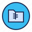 file, folder, ui, zip