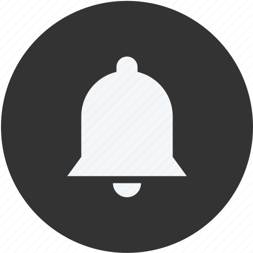 alarm, alert, bell, circle, ring icon