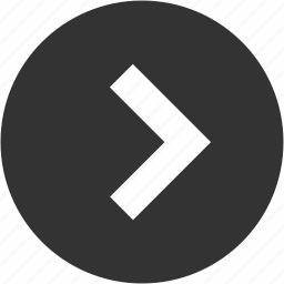 arrow, arrows, circle, direction, next, right, west icon