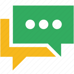 chat, conversation, email, letter, mail, message, text icon