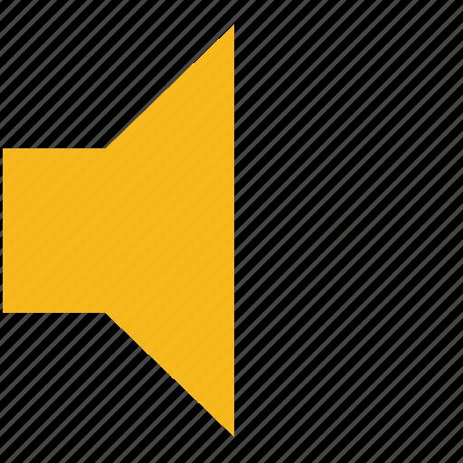 audio, low volume, music, mute, sound, speaker, volume icon