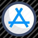 app store, apple store, application store, appstore icon