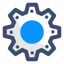 cog, cog wheel, config, setting, settings