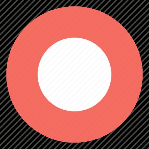 Circle, point, radio button, status icon - Download on Iconfinder