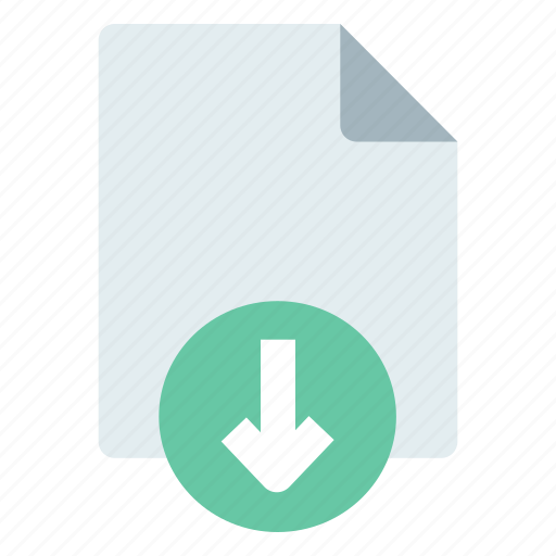 document download, download, file download, submit icon