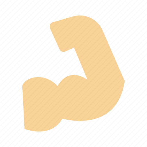 Arm, fitness, healthy, muscle, strong icon - Download on Iconfinder