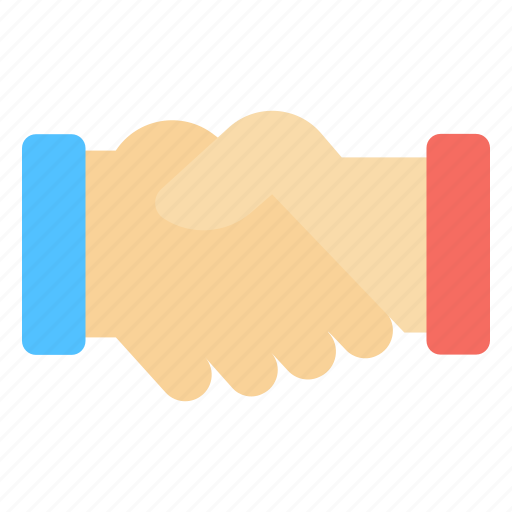 agreement, collaboration, handshake, thank you icon
