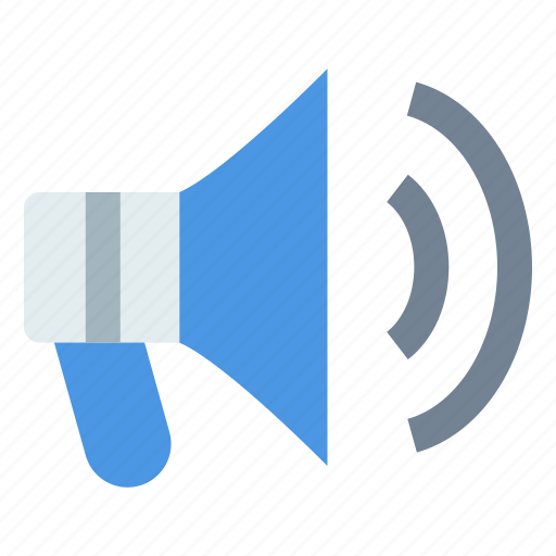 ad, ads, advertisement, speaker icon