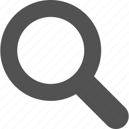 find, magnifier, magnify, magnifying, search, view, zoom icon