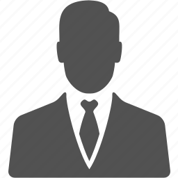 account, avatar, boss, man, manager, people, user icon