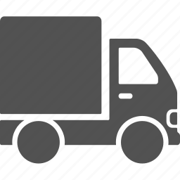 delivery, logistics, shipping, shopping, transport, truck, vehicle icon