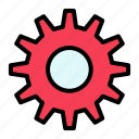 cog, gear, setting