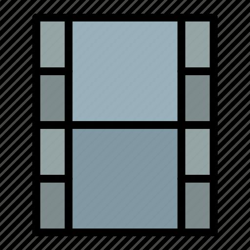 filam, movi, video icon