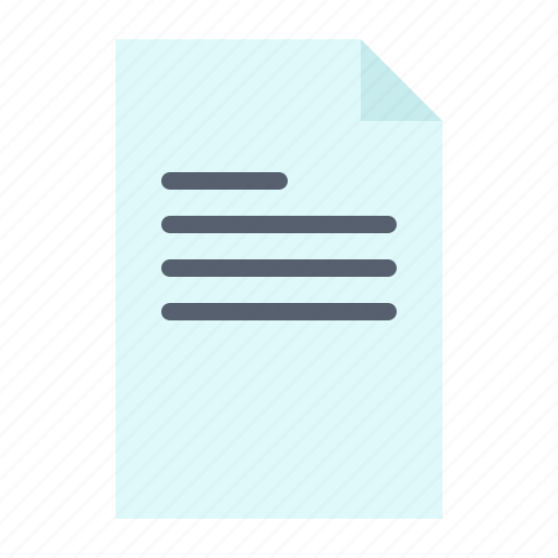 data, file, report, text icon