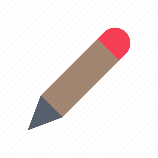 pencil, school, study, write icon