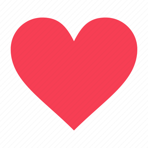 heart, love, sign, wedding icon