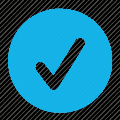 accept, check, complete, correct, ok, right icon