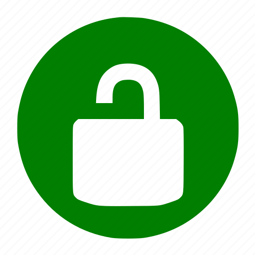 lock, password, protection, secure, security, unlock icon