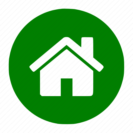 building, estate, home, home page, house, real icon