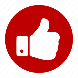 arrow, arrows, direction, down, thumbs up, upload icon