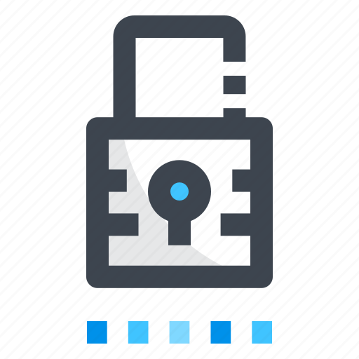 lock, login, password, safety, security icon