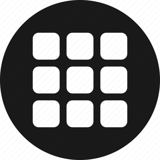 Apps, grid, menu icon - Download on Iconfinder on Iconfinder